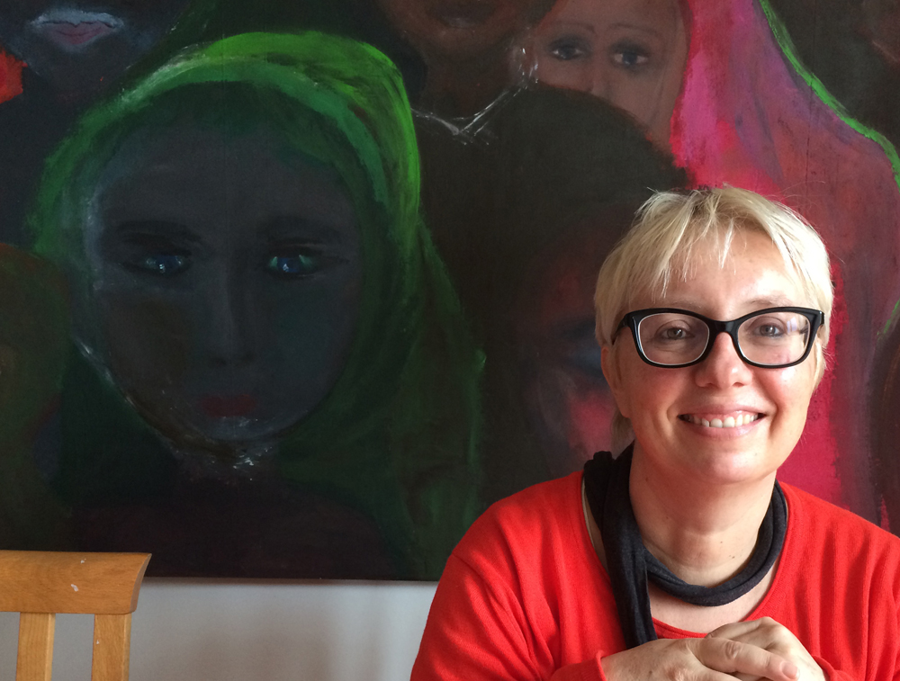 Bildungswerk Boell Antje Schrupp