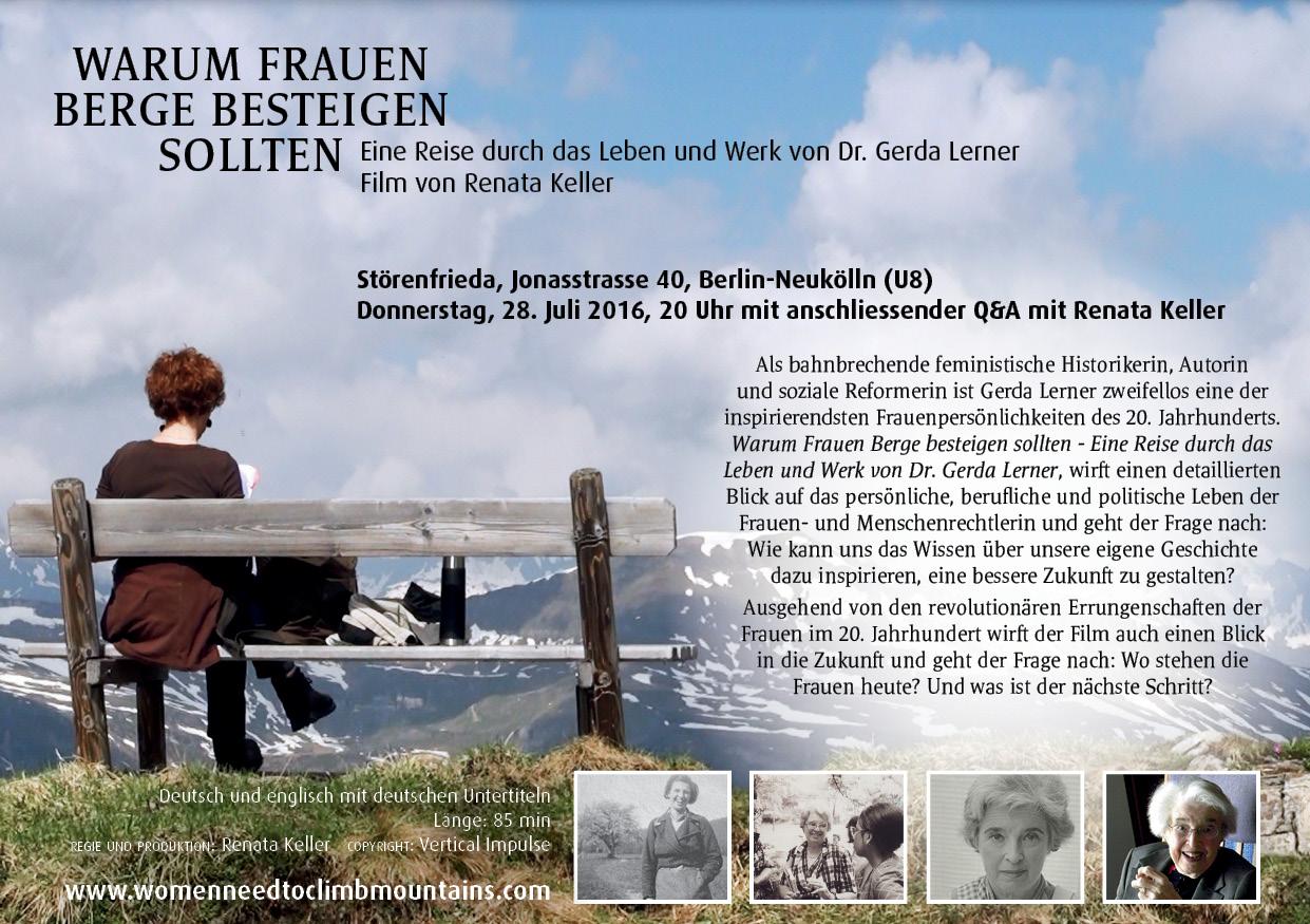 Gerda Lerner Film